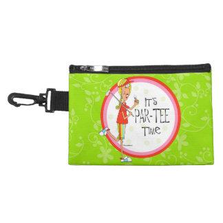 Par-tee Golf Clip on accessory bag