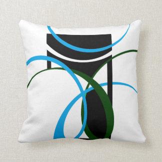 """Para D"" Cushion"