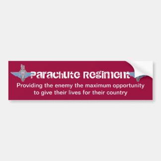 PARA-opportunity Bumper Sticker