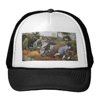 Parable of the Blind by Pieter Bruegel the Elder Cap