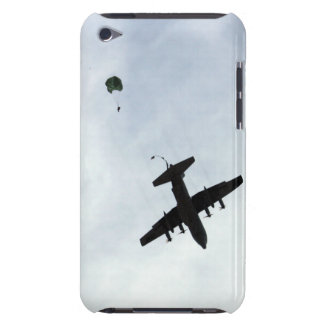 Parachute Drop EC-130H Compass Call iPod Case-Mate Case