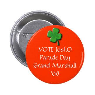 Parade Day Pin
