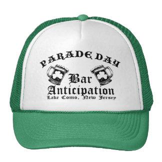 Parade Day Bar-A Mesh Hats