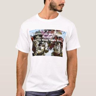 """Parade Day, """"Laissez Les Bon Temps Rouller!""""""""Le... T-Shirt"""