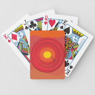 Paradise 07 bicycle playing cards