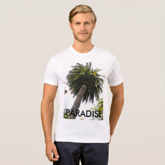 Paradise and Palm Tree T-Shirt