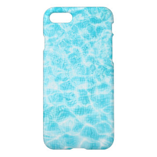 Paradise at pool iPhone 8/7 case