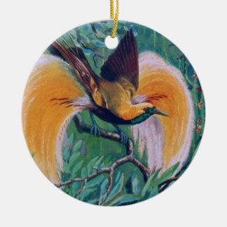 Paradise Bird Ornament