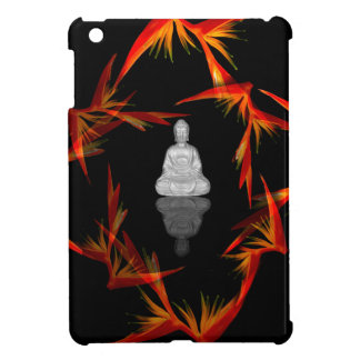 Paradise Buddha iPad Mini Cover