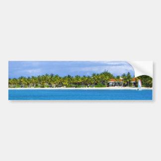 Paradise Bumper Sticker