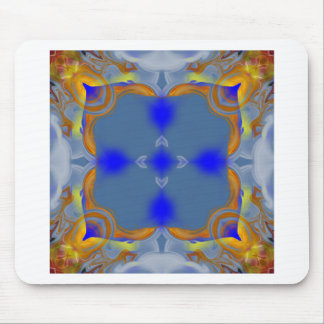 Paradise Frame  by CGB Digital Art .png Mouse Pad