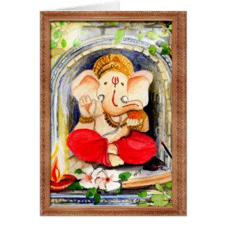 Paradise - Ganesh Card