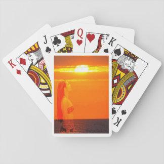 Paradise Hawaii Playing Cards ©DaSugarShack.com