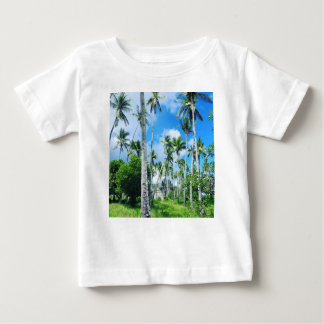Paradise in the Pacific Baby T-Shirt