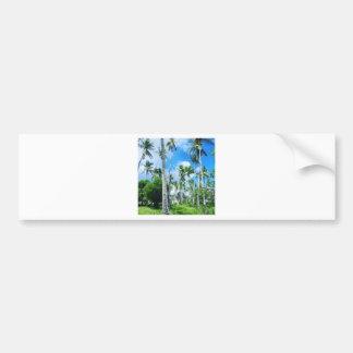 Paradise in the Pacific Bumper Sticker