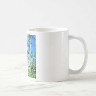 Paradise in the Pacific Coffee Mug