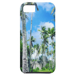 Paradise in the Pacific iPhone 5 Covers