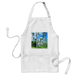 Paradise in the Pacific Standard Apron