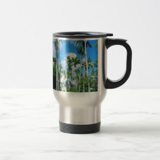 Paradise in the Pacific Travel Mug