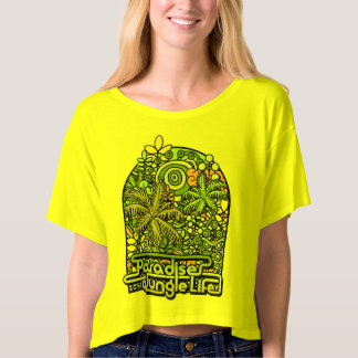 Paradise Jungle Life T-Shirt