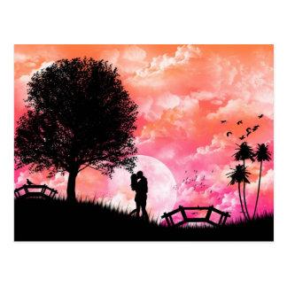 Paradise Kiss Postcard