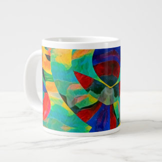 Paradise Large Coffee Mug