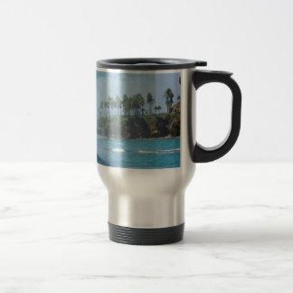 Paradise 15 Oz Stainless Steel Travel Mug