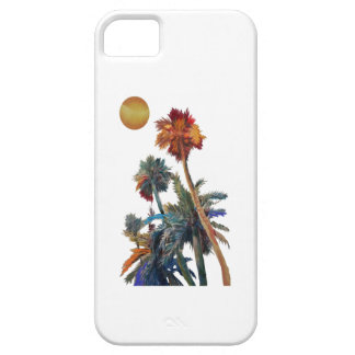 Paradise Palms Barely There iPhone 5 Case