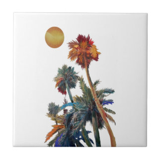 Paradise Palms Ceramic Tile
