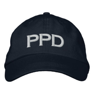 Paradise Police Department hat Embroidered Cap