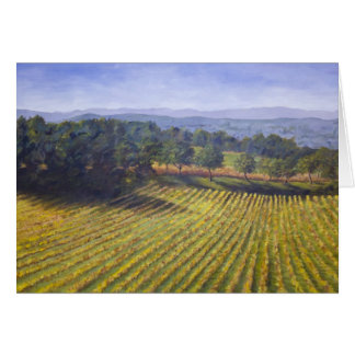 PARADISE RIDGE WINERY CARD