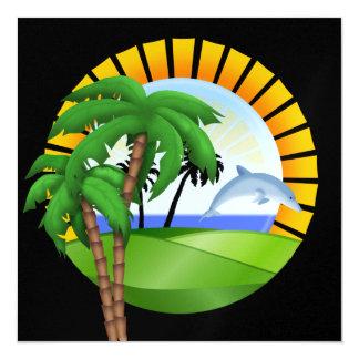 Paradise - SRF Custom Invite