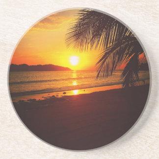 Paradise sunset coaster