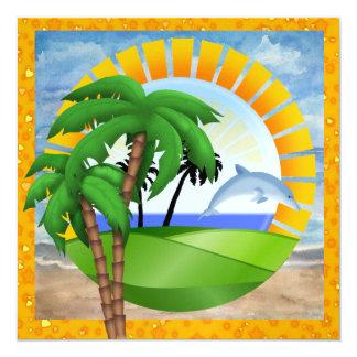 Paradise - Surf - SRF Personalized Announcement