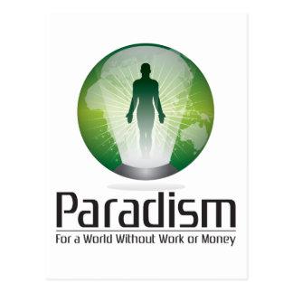Paradism Postcard