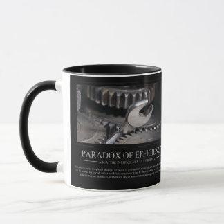 Paradox of Efficiency Mug