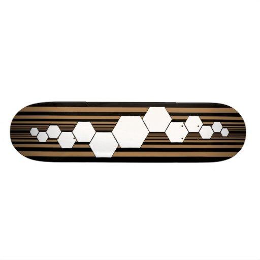 Paradoxus XIII (Tan) Skateboard Deck