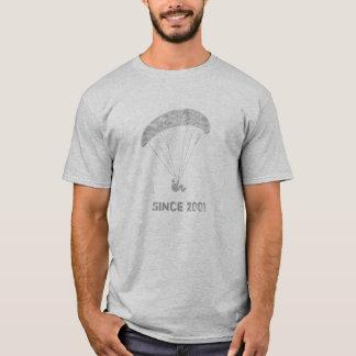 Paraglider -- Customizable Text T-Shirt