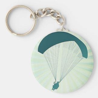 Paraglider Key Ring