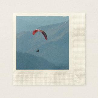 Paraglider Paragliding Disposable Napkins