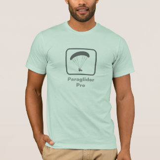 Paraglider Pro (Grey Logo) T-Shirt