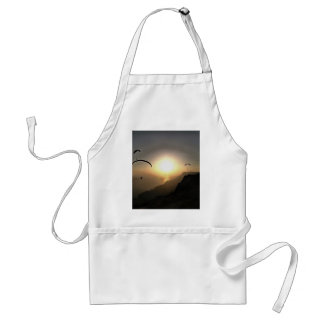 Paragliders Flying Without Wings Standard Apron