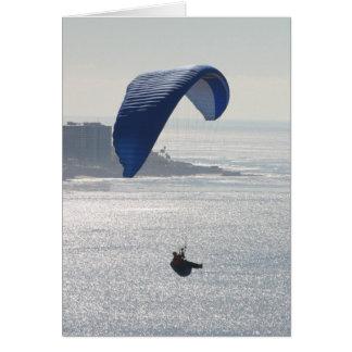 Paragliding 2 card