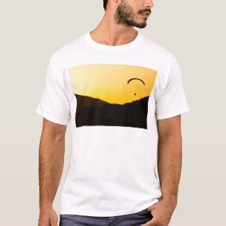 paragliding-at-sunset T-Shirt