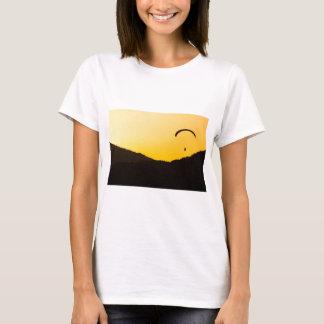 paragliding-at-sunset T-Shirt