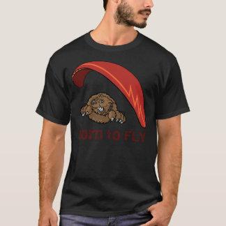 paragliding bear T-Shirt