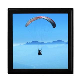 Paragliding gerlitz glacier gift box