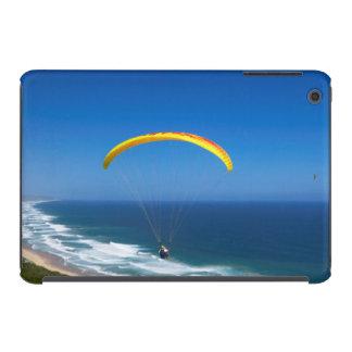 Paragliding Near Wilderness, Garden Route iPad Mini Cover