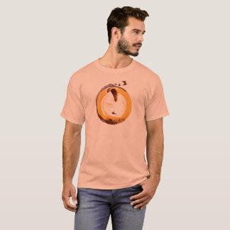 PARAGLIDING PG-CIRCLE 002 Ponto Central T-Shirt