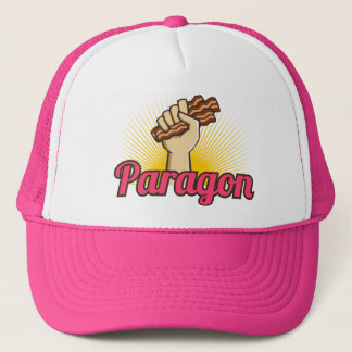 Paragon! (in Pink) Trucker Hat